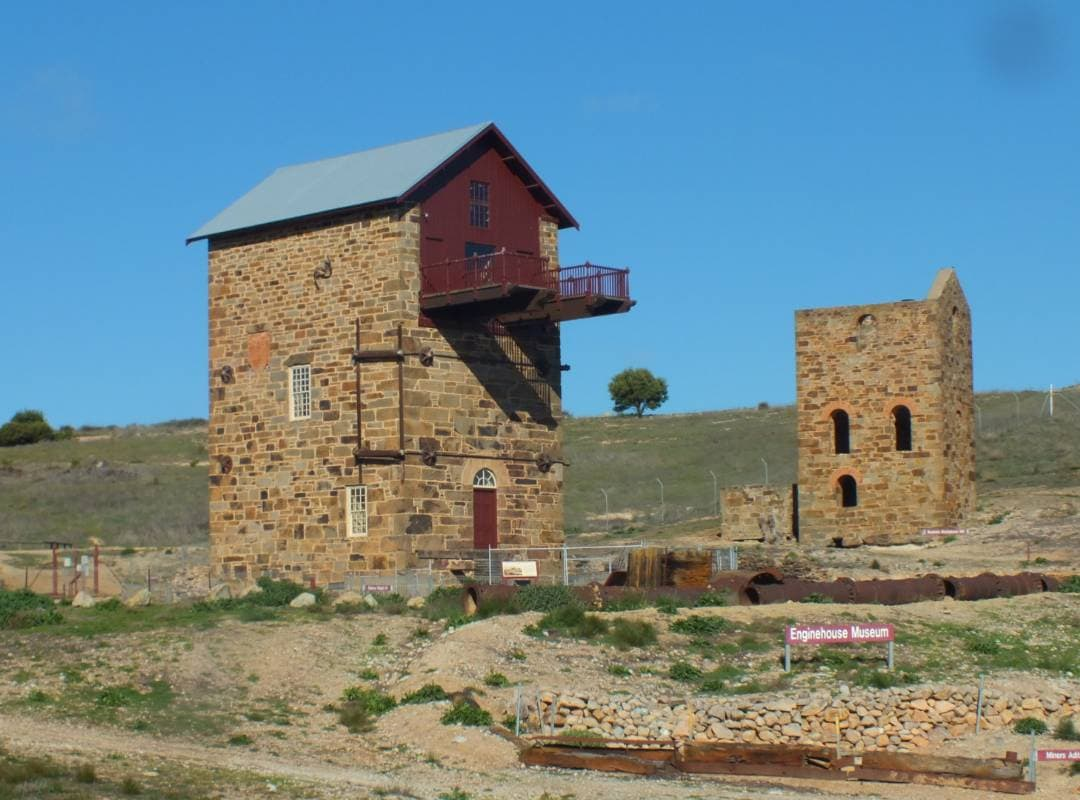Burra Monster Mine